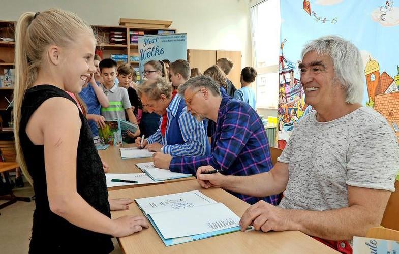 Brandenburger Schüler entwickeln Kinderbuch