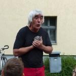 Herr Schreiberling mit seiner Leseratte!
