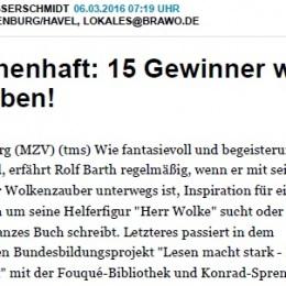 Märchenhaft 15 Gewinner wird es geben! - MOZ_06.03.2016