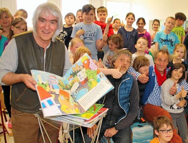 Rolf Barth Jury-Vorsitzender des Märchenwettbewerbs