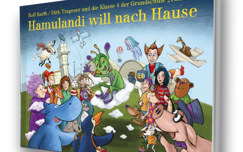 Buchprojekt mit Kindern für Kinder!